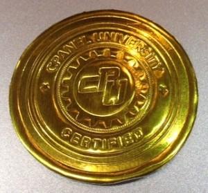 cPC13 cPU Cert Emblem