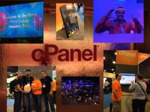 cPanel at HostingCon 2014