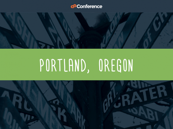 cPanel Conference 2016 - Portland, OR