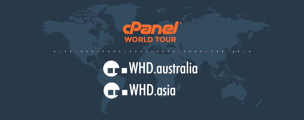 cPanel World Tour