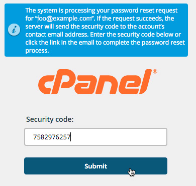PassReset-Security