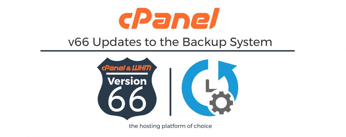 v66 Backup Updates