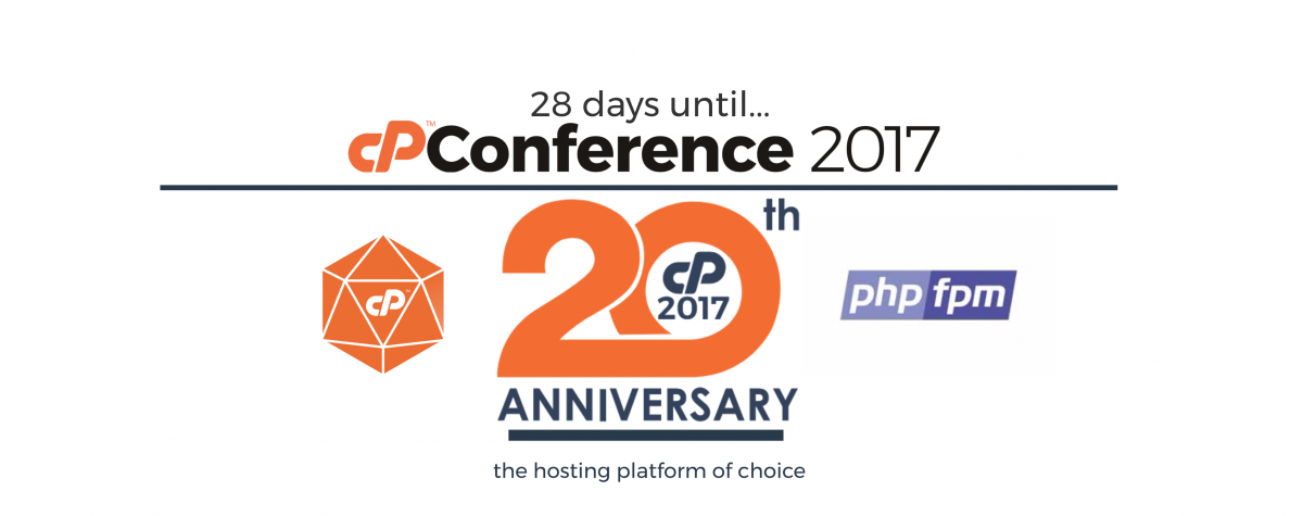 cPanel Conference & PHP-FRPM