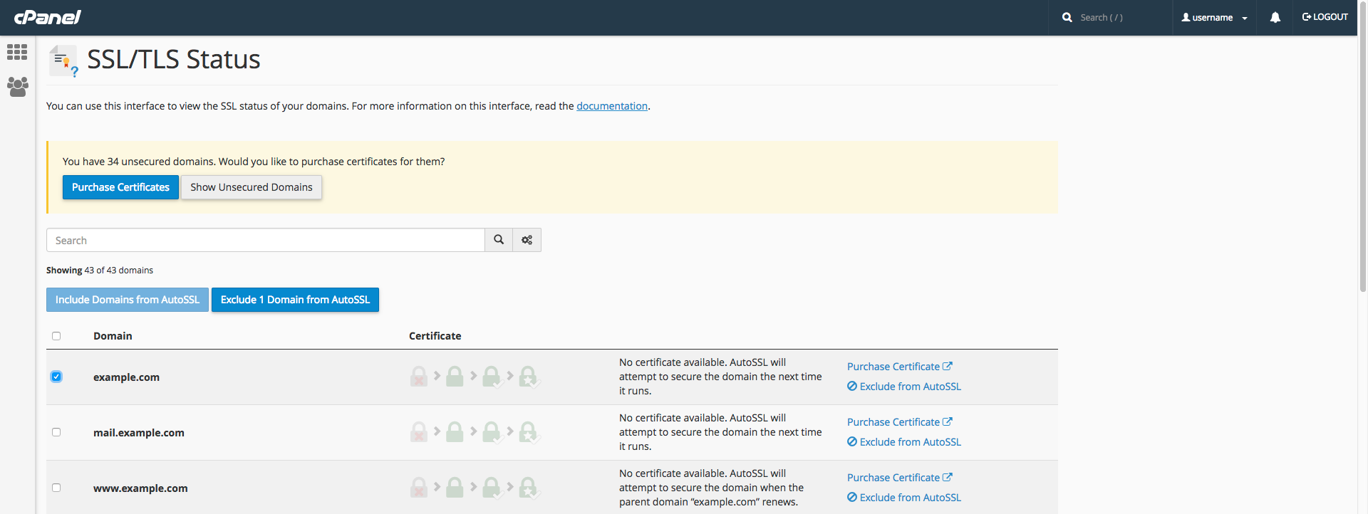 AutoSSL with Even Greater Control | cPanel Blog
