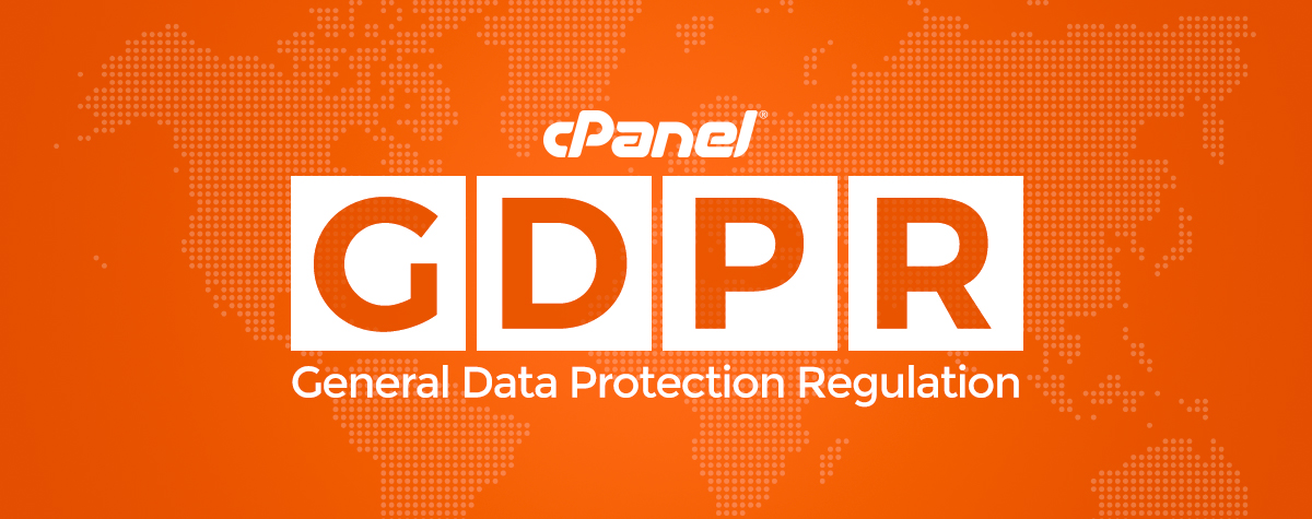 General Data Protection Regulation And CPanel CPanel Blog - Data mapping exercise