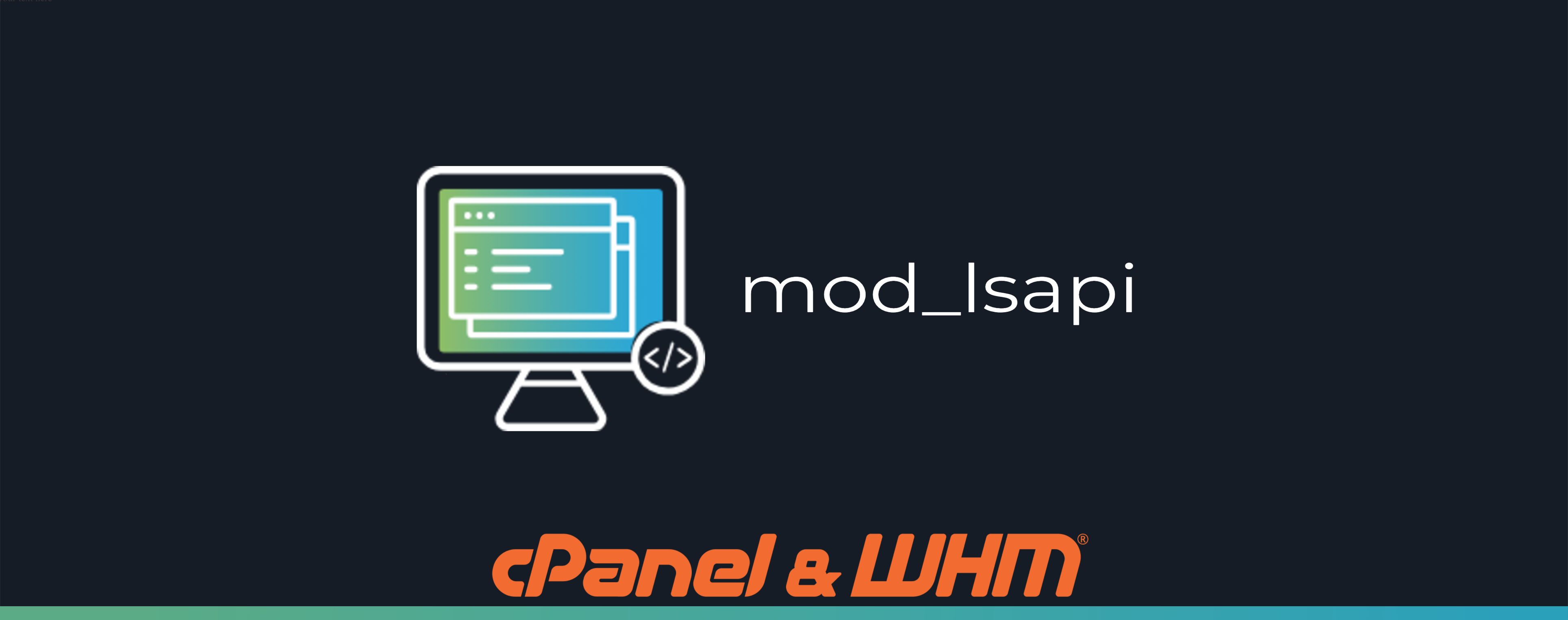 Speed and Resource Improvements with EasyApache 4 and mod_lsapi