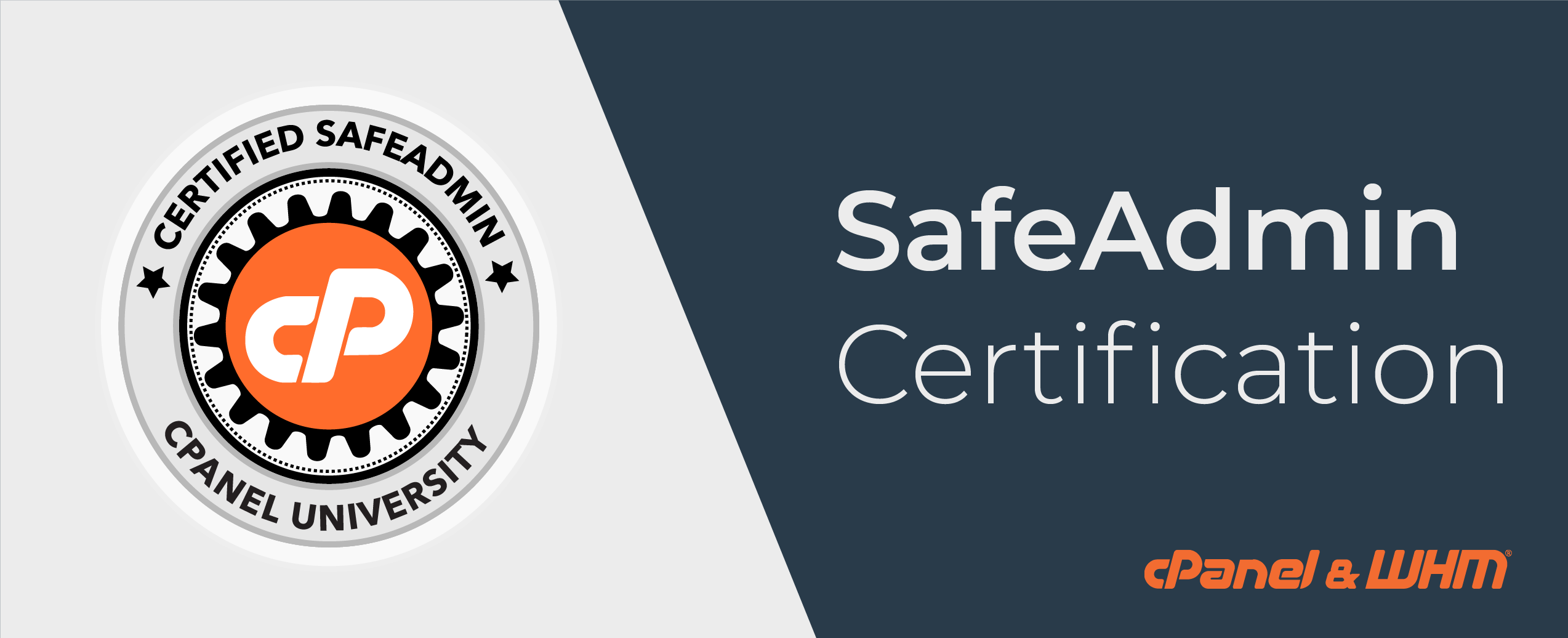 SafeAdmin Certification