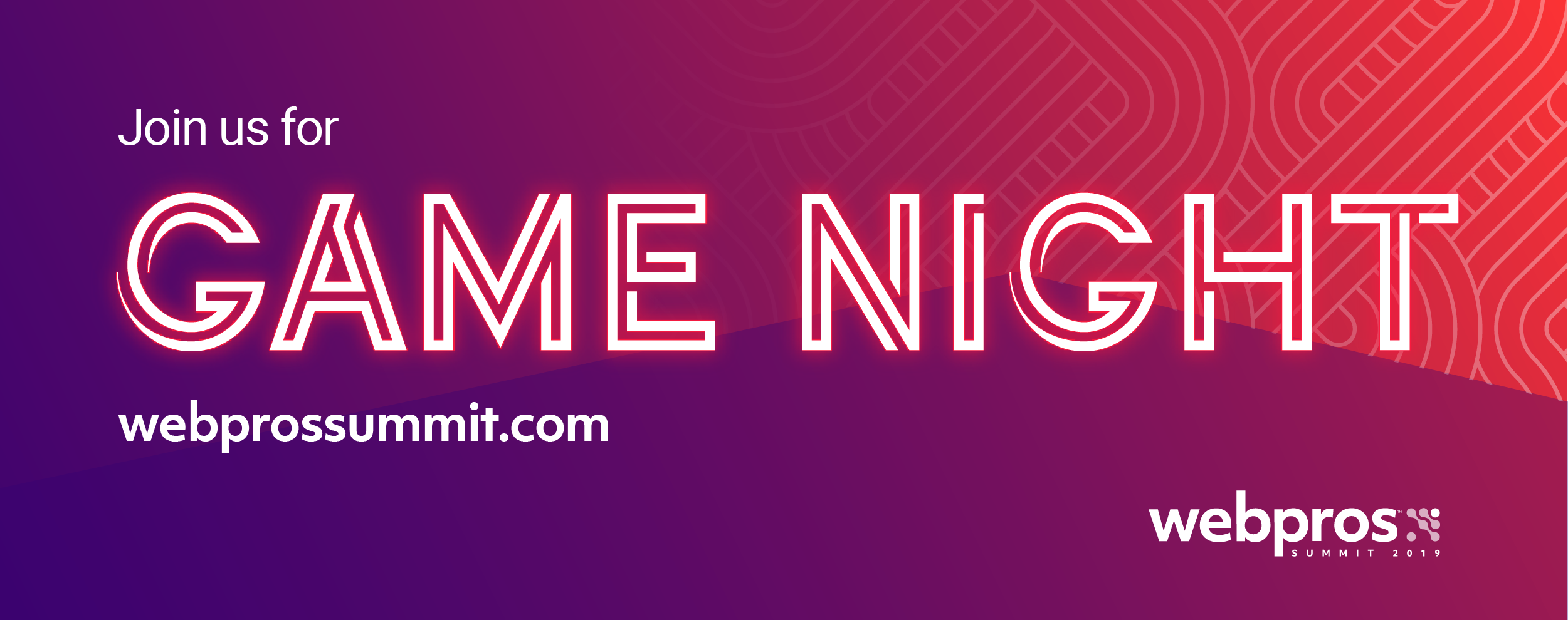 WebPros Summit 2019 Game Night