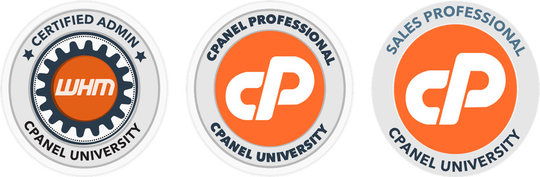Level up with cPanel University from home 3