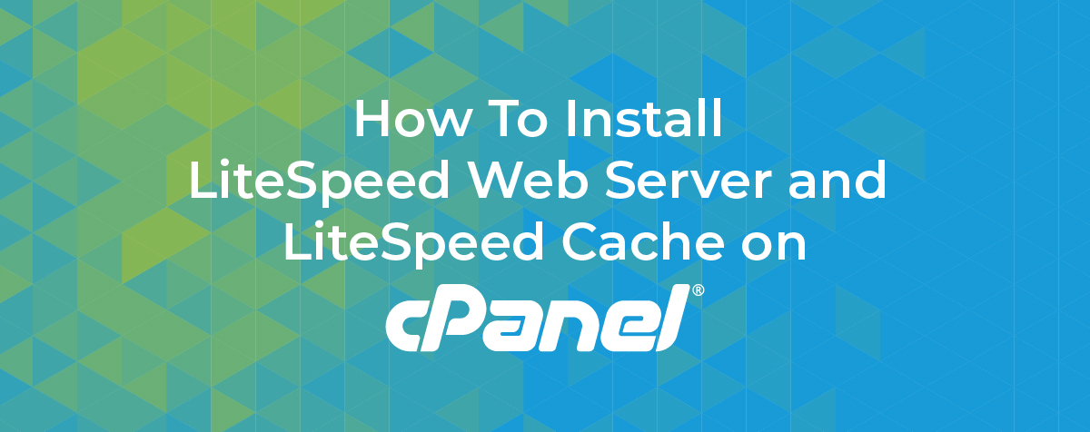 How to install Lightspeed Web Server
