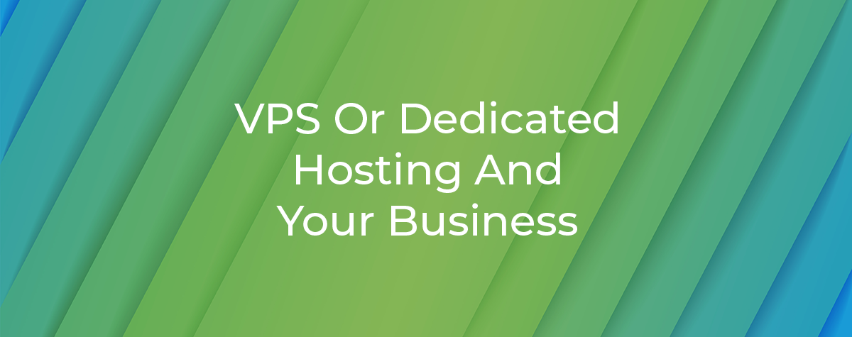 VPS Dedicated Hosting